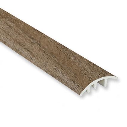 Urban Loft Ash Vinyl Waterproof 1.5 in wide x 7.5 ft Length Reducer