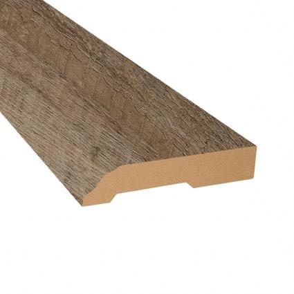 Urban Loft Ash Vinyl 3.25 in wide x 7.5 ft Length Baseboard