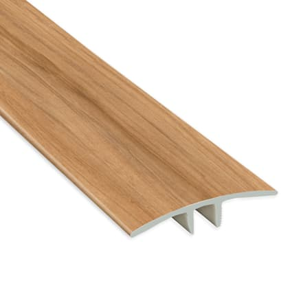 Desert Horizon Elm Laminate Waterproof 1.75 in wide x 7.5 ft Length Low Profile T-Molding