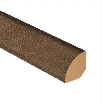 Crows Nest Oak Laminate 1.075 in wide x 7.5 ft Length Quarter Round