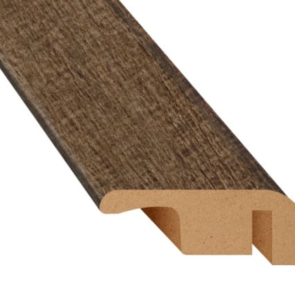 Crows Nest Oak Laminate 1.374 in wide x 7.5 ft Length End Cap