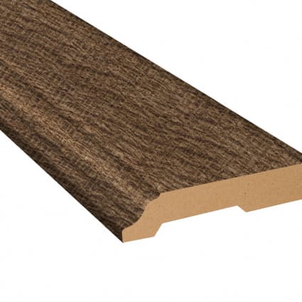 Crows Nest Oak Laminate 3.25 in wide x 7.5 ft Length Baseboard