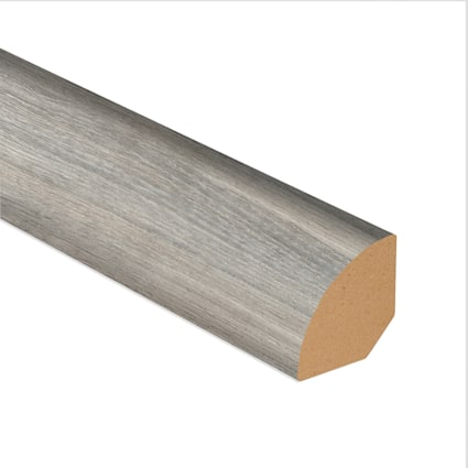 Manchester Oak Laminate 1.075 in wide x 7.5 ft Length Quarter Round