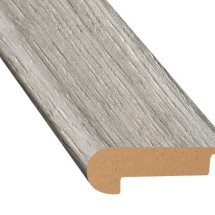 Manchester Oak Laminate 2.3 in wide x 7.5 ft Length Stair Nose