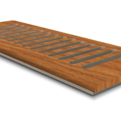 "TRQ Butterscotch Oak 4x10"" DI Grill"