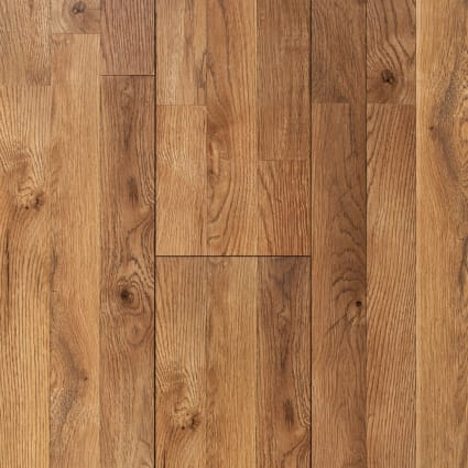 7mm Graham Oak Laminate Flooring 7.64 in. Wide x 50.79 in. Long