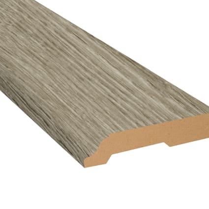 Brown Owl Oak Laminate 3.25 in wide x 7.5 ft Length Baseboard