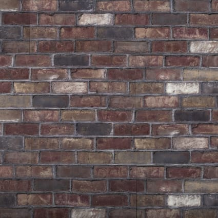 4mm Salem Cellar Brick Rigid Vinyl Plank Flooring