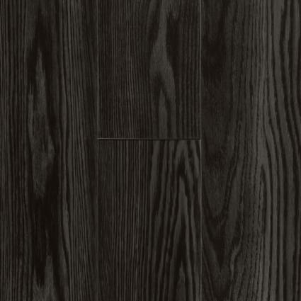 5mm+pad Obsidian Oak Rigid Vinyl Plank Flooring 7 in. Wide x 48 in. Long
