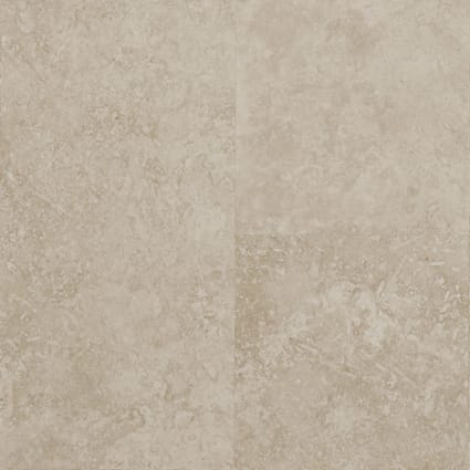 5mm+pad Colosseum Travertine Rigid Vinyl Plank Flooring 12 in. Wide x 24 in. Long