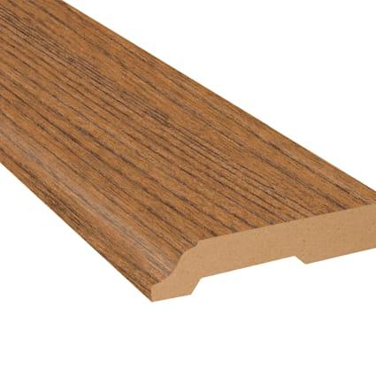 Golden Gate Oak Laminate 3.25 in wide x 7.5 ft Length Baseboard
