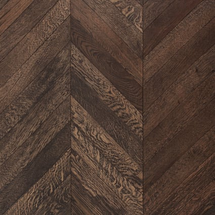 5/8 in. x 11.5 in. Manhattan Chevron Engineered Hardwood Flooring