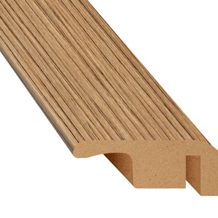 Graham Oak Laminate 1.374 in wide x 7.5 ft Length End Cap