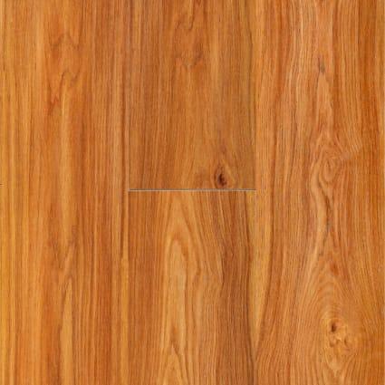 5mm+pad Rainier Cherry Rigid Vinyl Plank Flooring 7 in. Wide x 48 in. Long