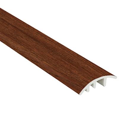 Rochester Oak Vinyl Waterproof 1.5 in wide x 7.5 ft Length Reducer