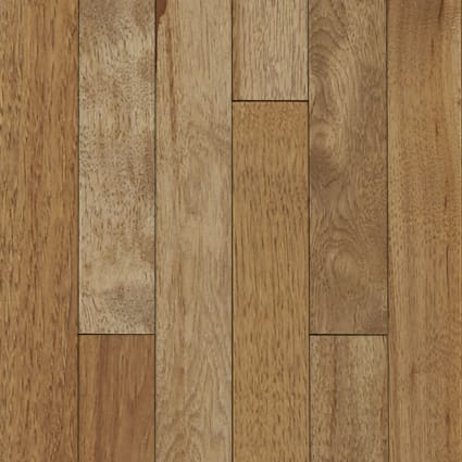 3/4 in. x 2.25 in. Copper Ridge Hickory Solid Hardwood Flooring