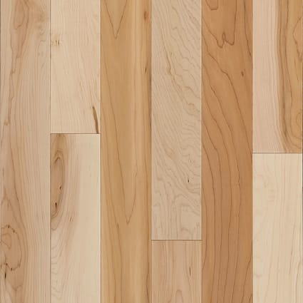 3/4 in. x 3.25 in. Character Maple Solid Hardwood Flooring