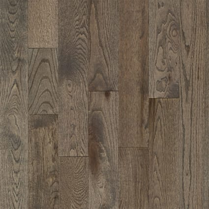 3/4 in. x 5 in. Gray Fox Oak Solid Hardwood Flooring