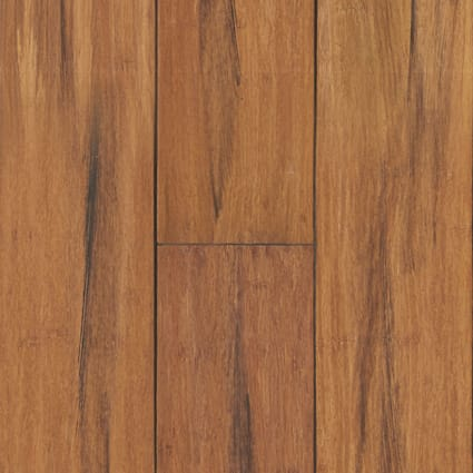 Raleigh Strand Distressed Wide Plank Engineered Click Bamboo Flooring