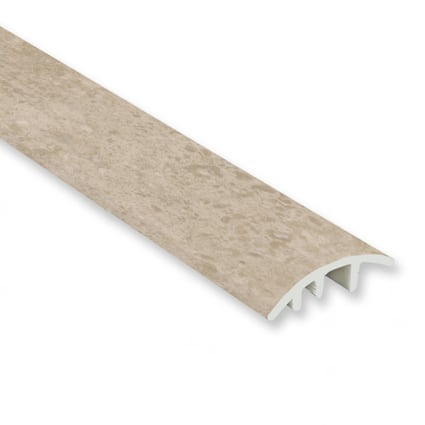 Colosseum Travertine Vinyl Waterproof 1.5 in wide x 7.5 ft Length Reducer