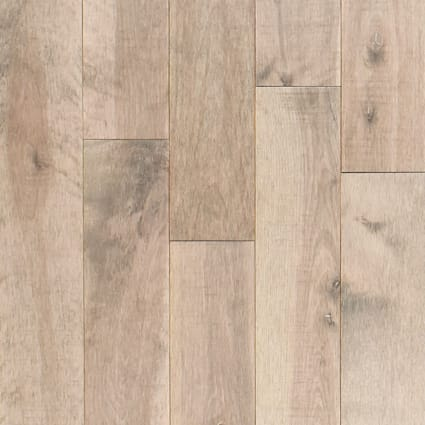 3/4 in. x 5.25 in. Berkshire Distressed Solid Hardwood Flooring
