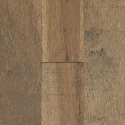 3/4 in. x 5.25 in. Cavendish Distressed Solid Hardwood Flooring