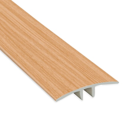 Heartland Red Oak Vinyl Waterproof 1.75 in wide x 7.5 ft Length T-Molding