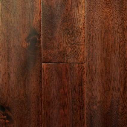 3/4 in. x 3.5 in. Hazelnut Acacia Distressed Solid Hardwood Flooring