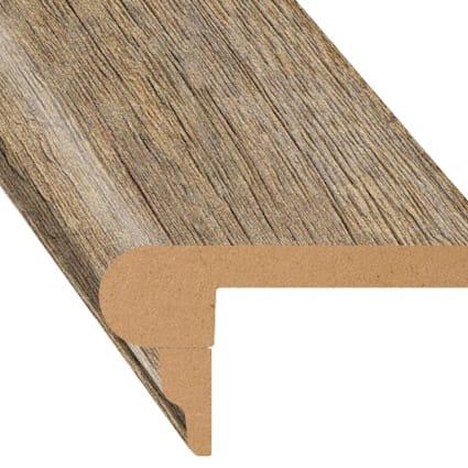 Dutch Barn Oak Laminate 2.3 in wide x 7.5 ft Length Flush Stair Nose