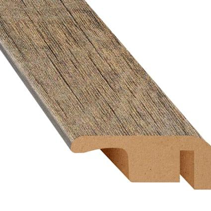 Dutch Barn Oak Laminate 1.374 in wide x 7.5 ft Length End Cap