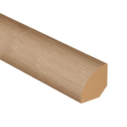Hannigan Oak Laminate 1.075 in wide x 7.5 ft Length Quarter Round