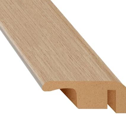 Hannigan Oak Laminate 1.374 in wide x 7.5 ft Length End Cap