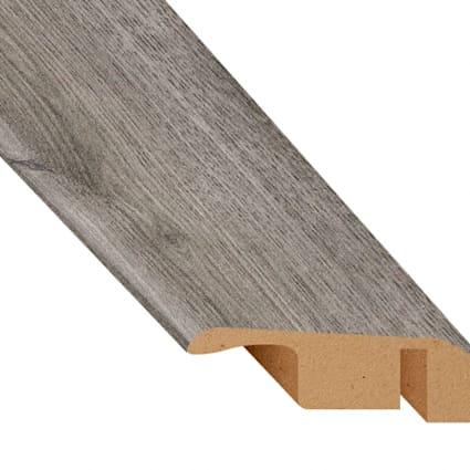 Stockholm Silver Oak Laminate 1.56 in wide x 7.5 ft Length Reducer