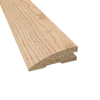 Prefinished Distressed New Shoreham Oak Hardwood 3/4 in thick x 2.25 in wide x 78 in Length Reducer