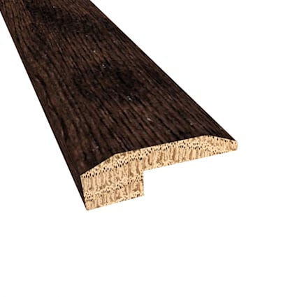 Prefinished Distressed Scarborough Oak Hardwood 5/8 in thick x 2 in wide x 78 in Length Threshold