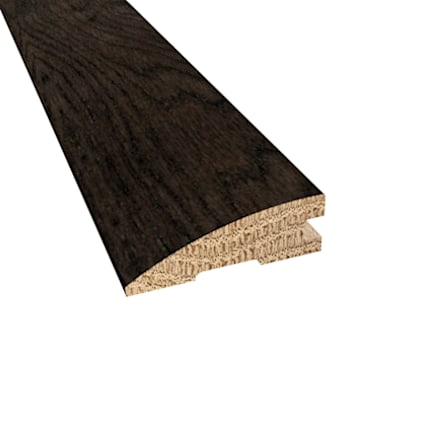 Prefinished Distressed Addison Oak Hardwood 3/4 in thick x 2.25 in wide x 78 in Length Reducer