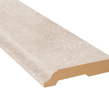 Terrace Stone Laminate 3.25 in wide x 7.5 ft Length Baseboard