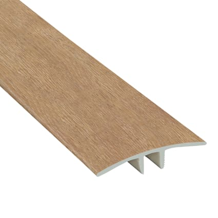 Park Ave Chevron Laminate Waterproof 1.75 in wide x 7.5 ft Length Low Profile T-Molding