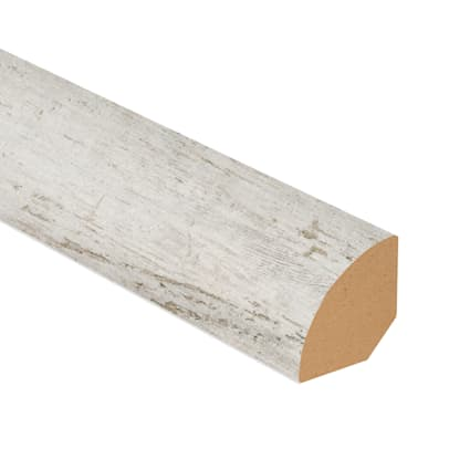 Tapestry Oak Laminate 0.75 in wide x 7.5 ft length Quarter Round
