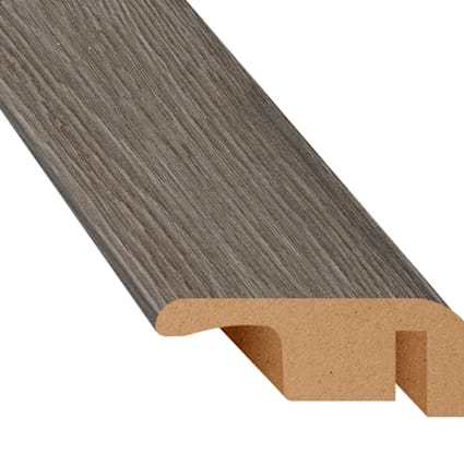 Pike Place Ash Laminate Waterproof 1.374 in wide x 7.5 ft Length Low Profile End Cap