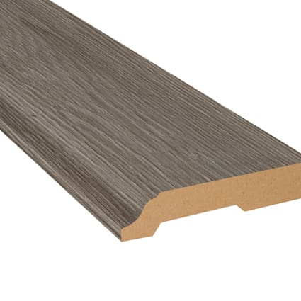 Pike Place Ash Laminate 3.25 in wide x 7.5 ft Length Baseboard