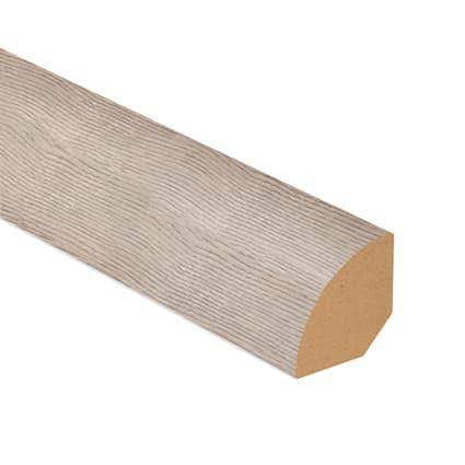 Macadamia Oak Laminate 0.75 in wide x 7.5 ft length Quarter Round