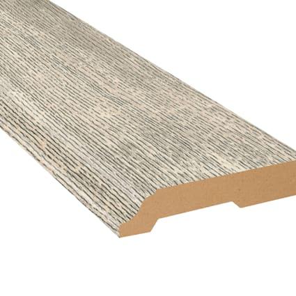 Empire Oak Laminate 3.25 in wide x 7.5 ft Length Baseboard