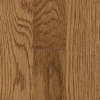 3/4 in. x 2.25 in. Warm Spice Oak Solid Hardwood Flooring