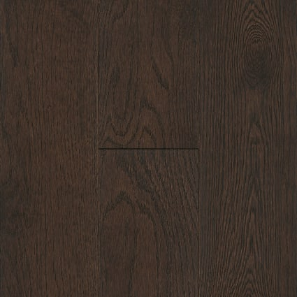 3/4 in. x 5 in. Mocha Oak Solid Hardwood Flooring
