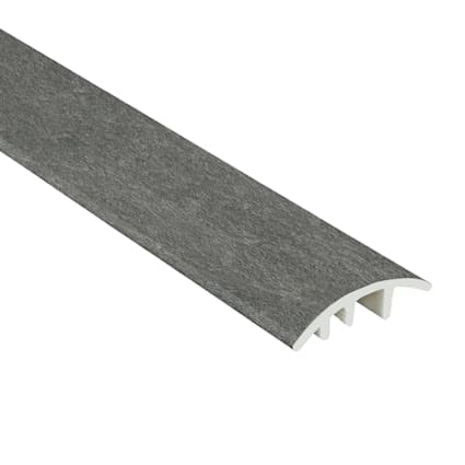 Burgess Gray Brick Laminate Waterproof 1.56 in wide x 7.5 ft Length Low Profile Reducer