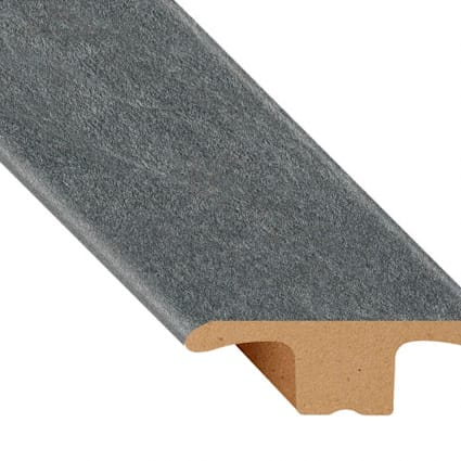 Burgess Grey Brick Laminate Waterproof 1.75 in wide x 7.5 ft Length Low Profile T-Molding