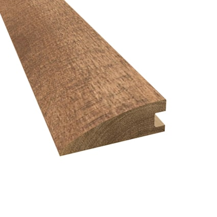 Prefinished Distressed Cavendish Hardwood 3/4 in thick x 2.25 in wide x 78 in Length Reducer