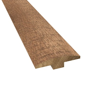 Prefinished Distressed Cavendish Hardwood 1/4 in thick x 2 in wide x 78 in Length T-Molding