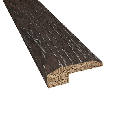 Prefinished Distressed Coronado Oak Hardwood 5/8 in thick x 2 in wide x 78 in Length Threshold